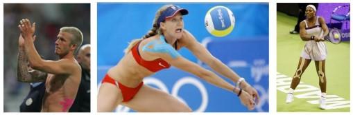 Athletes-using-Kinesio-Tape